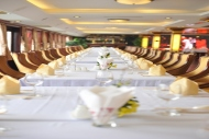 Golden Cruise Interior