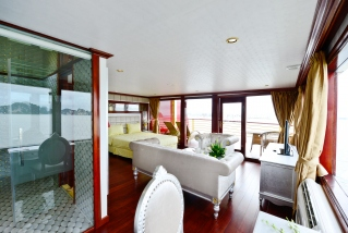 Cabin and Suite